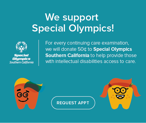 My Kids's Dentist & Orthodontics - We Support Special Olympics